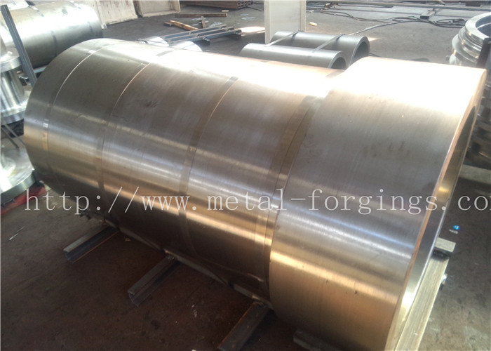 C45 S45C P280GH P355GH P305GH  Forged Seamless Carbon Steel Pipe Hydro-Cylinder Oil Cylinder Forgings