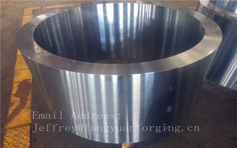 API-6A Certificate Carbon Steel Alloy Steel Forging Valve Body Machined